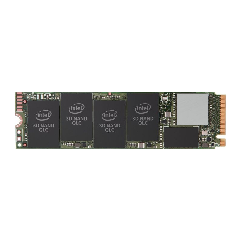 SSD Intel 660p Series 1TB PCI Express 3.0 x4 M.2 2280