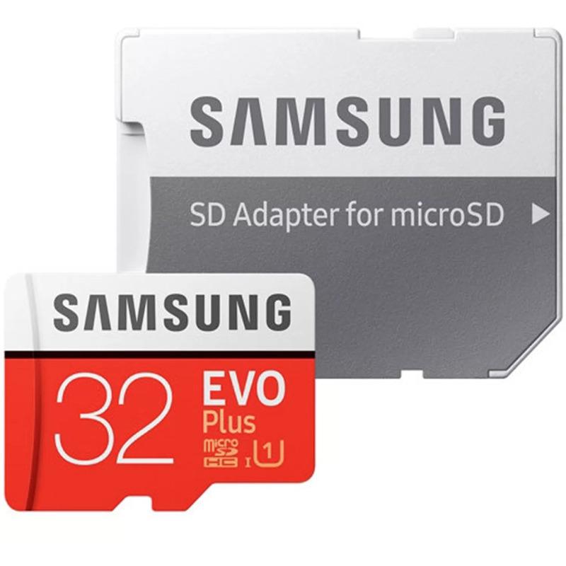 Card memorie Samsung EVO Plus microSDHC UHS-I Clasa 10 32GB